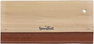Speedball Art Products Speedball Fabric Squeegee 65 Durometer, 12