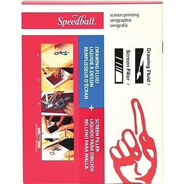 Speedball Art Products Speedball Drawing Fluid/Screen Filler Kit
