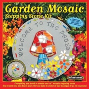 Midwest Products Garden Mosaic Stepping Stone Kit