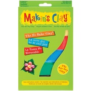 Makin's USA Clay Air Dry 500 Grams, Multi Color