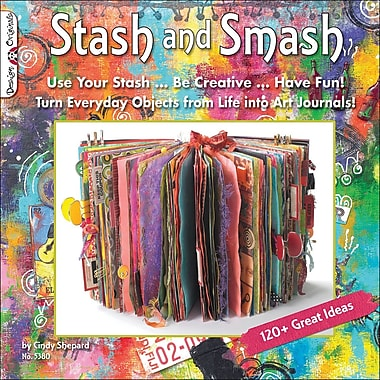 Design Originals, Stash And Smash Journal