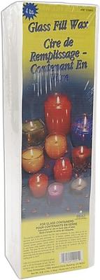 Yaley Glass-Fill Candle Wax, 4 Pound Block