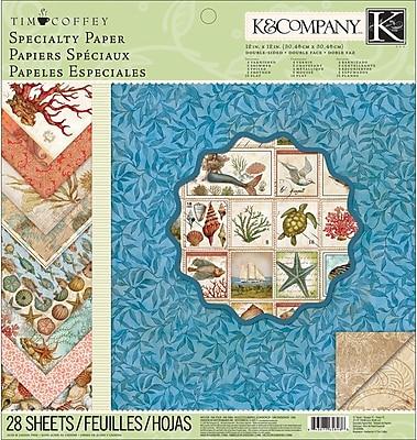 K&Company Travel Specialty Paper Pad 12