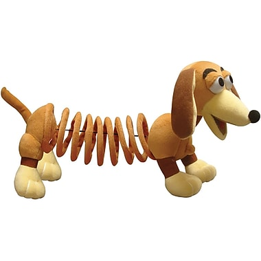 Poof-Slinky Slinky Dog Plush