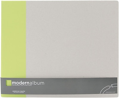 American Crafts® Modern D-Ring Album, 12