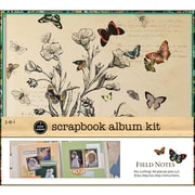 "SEI 1 Hour Album Scrapbook Kit, 12"" x 12"", Field Notes"