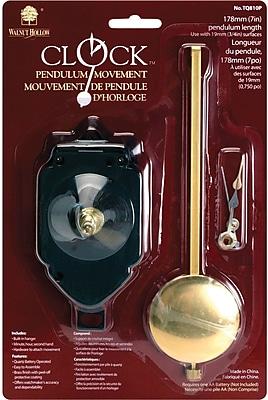 Walnut Hollow Pendulum Clock Movement 7