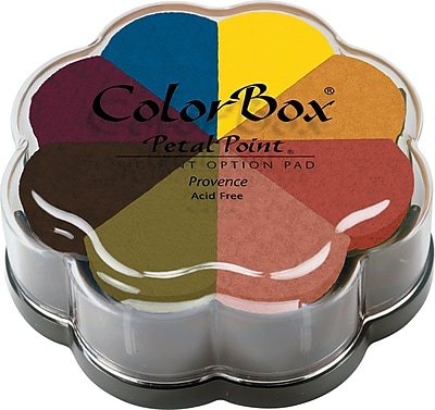 Clearsnap Colorbox Pigment Petal Point Option Pad, Provence