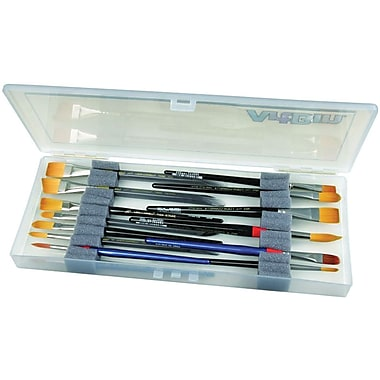 ArtBin Brush Box, Translucent