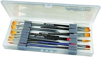 ArtBin Brush Box, Translucent