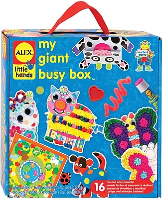 Alex Toys My Giant Busy Box Kit 941852
