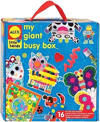 Alex Toys My Giant Busy Box Kit 941852