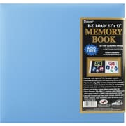 "Pioneer Pastel Leatherette Postbound Album, 12"" x 12"", Baby Blue"