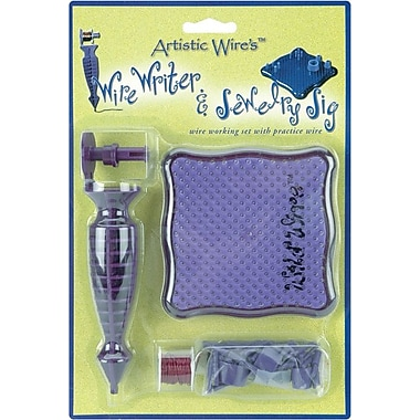 Beadalon Wire Writer & Jewelry Jig Kit