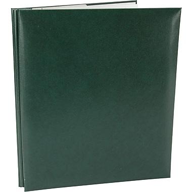 Pioneer Leatherette Postbound Album, 8.5