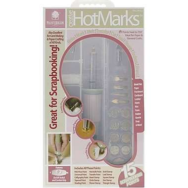 Walnut Hollow Creative Hot Marks Tool Kit