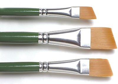 Plaid:Craft FolkArt One Stroke Brush Set, 3/Pack (1278)