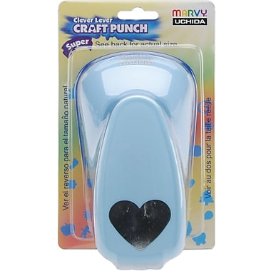 Uchida Clever Lever Super Jumbo Craft Punches