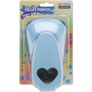 Uchida Clever Lever Super Jumbo Craft Punch, Heart