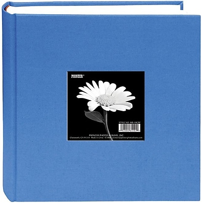 Pioneer Cloth Photo Album With Frame, 9