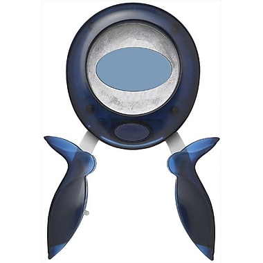 Fiskars Squeeze Punch, X-Large, Oval'n Oval Again