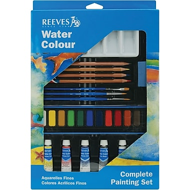 Reeves Complete Painting Set, Water Color (8212142)