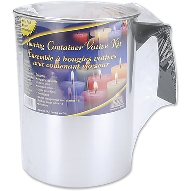 Yaley Pouring Container Votive Kit