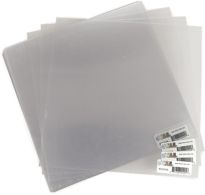 Clear Scraps Acrylic Sheets, 12