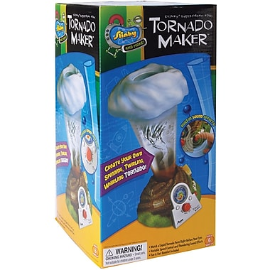 Poof-Slinky Tornado Maker Kit
