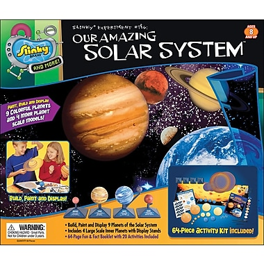 Poof-Slinky Our Amazing Solar System Kit