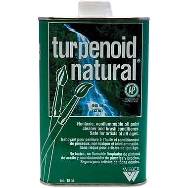 Martin/ F. Weber Natural Turpenoid, 31.98 Ounces