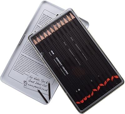 Derwent Graphic Pencil Tin (342-14)