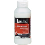 Reeves Liquitex Gloss Acrylic Varnish, 8 Ounces