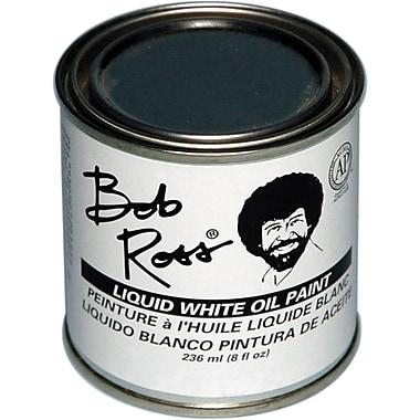 Martin/ F. Weber Bob Ross 236 ml Oil Paint, Liquid White (R62-07)
