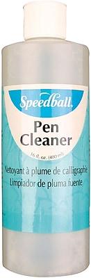 Speedball Art Products Speedball Pen Cleaner, 16 Ounces