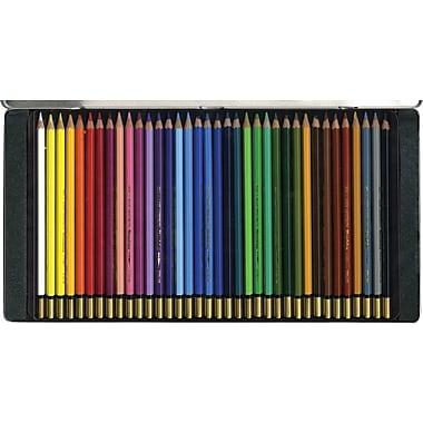 Koh-I-Noor Mondeluz Aquarell Watercolor Pencils, 36/Pkg