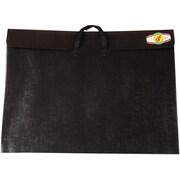 "Star Products Dura-Tote Classic Black Poly Portfolio, 23"" x 31"" x 2"""