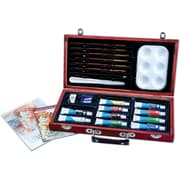 Royal Brush Non-toxic Artist Set Watercolor Painting, 2/Pack (WAT3000)
