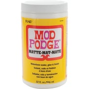 Plaid:Craft Mod Podge Matte, 32 Ounces