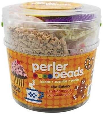 Perler Fun Fusion Fuse Bead Activity Bucket, Bakery