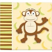 """MBI 3D Scrapbook, 12"""" x 12"""", Monkey"""
