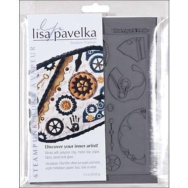 JHB Lisa Pavelka Stamp Set, 2/pkg, Steampunk-Innie & Outtie