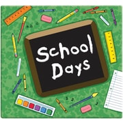 "MBI School Days Album, 12"" x 12"", Green"