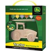 Masterpieces Wood Paint Kit, John Deere Tractor