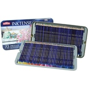 Reeves Derwent Inktense Pencil Set, 72/Tin