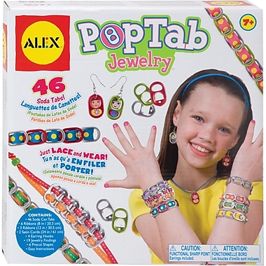 Alex Toys Pop Tab Jewelry Kit