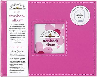 Doodlebug Storybook Album, 8