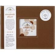 """Doodlebug Storybook Album, 8"""" x 8"""", Bon Bon"""