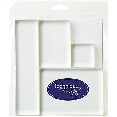 Technique Tuesday VersaCraft 12 Color Pad-Velvet