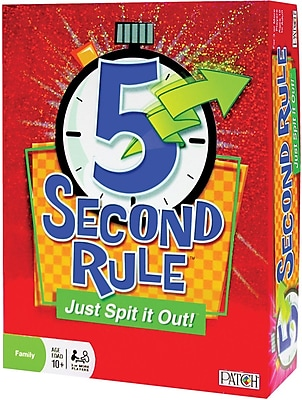 Patch Products 5 Second Rule Game 942131